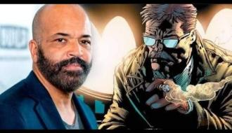 Jeffrey Wright as a Gotham city