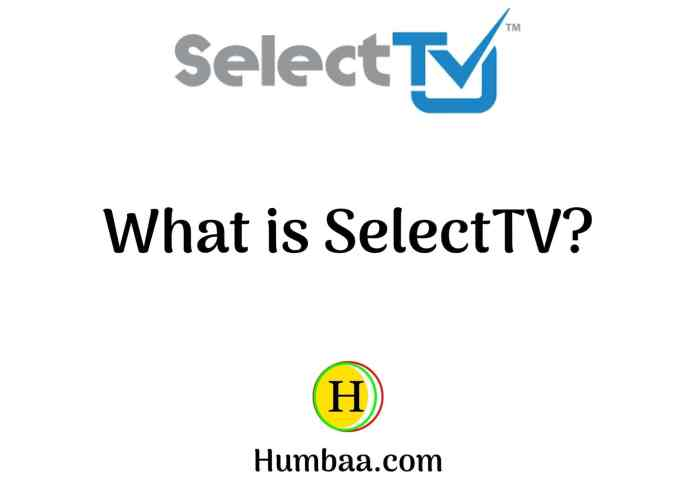 What is selecttv