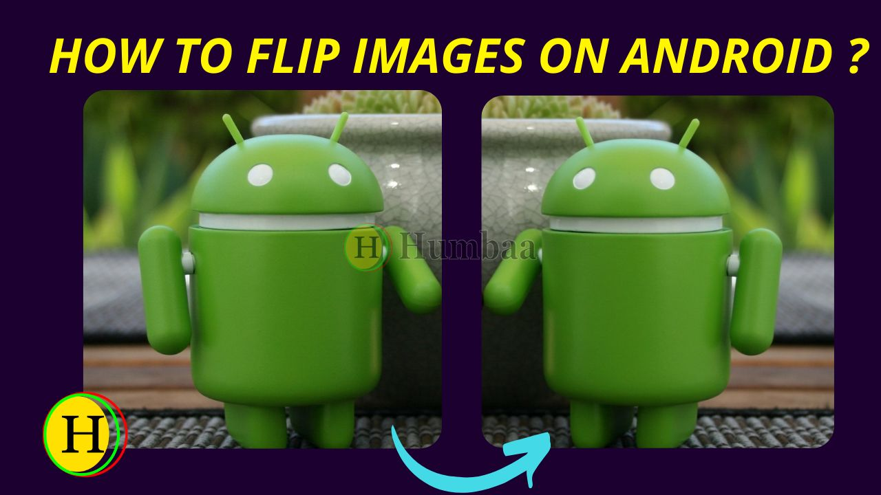 How To Flip An Image On Android?
