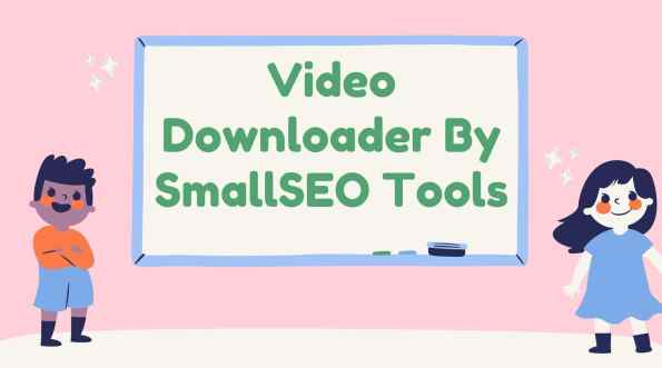 Video downloader by SmallSEOTools