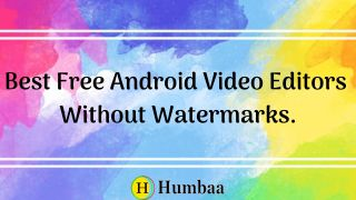 Android Video Editors