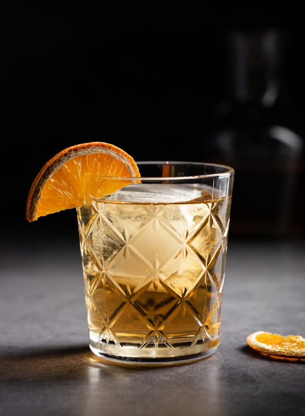 What is the glycemic of whiskey?