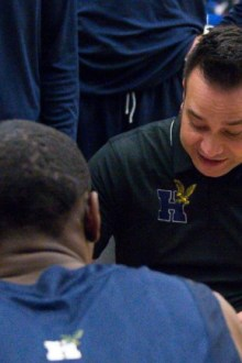 Humber Hawks in no rush to find replacement coach just yet