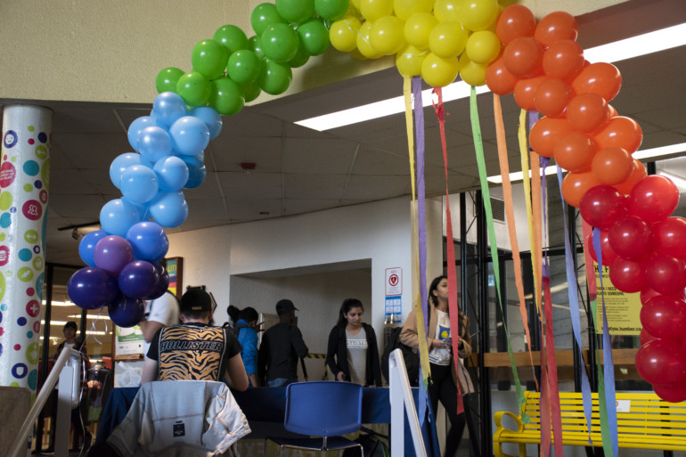 FYE and LGBTQ+ center host annual Coming Out Day