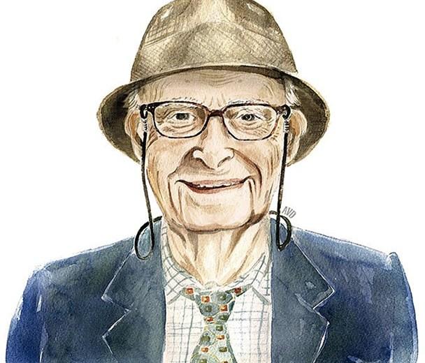 IN MEMORIAM: Harry Leslie Smith – 1923 – 2018