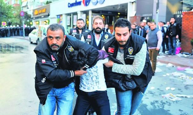 Turkey's Fight For Press Freedom