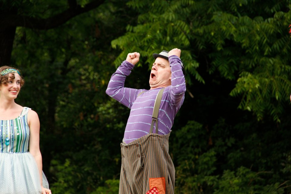"""2011 production of """"A Comedy of Errors"""""""