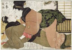 Kitagawa Utamaro 2
