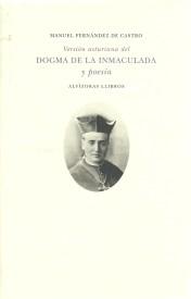 Versión asturiana del Dogma de la Inmaculada y poesía