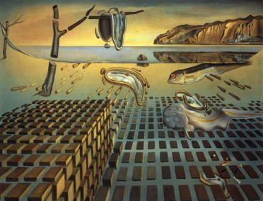 Dali-Disintegration of the Persistence 1954