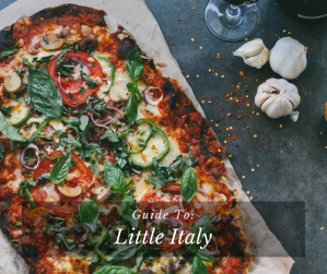 San Diego Little Italy City Guide