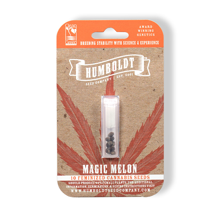 Humboldt Seed Company Feminized Magic Melon Pack
