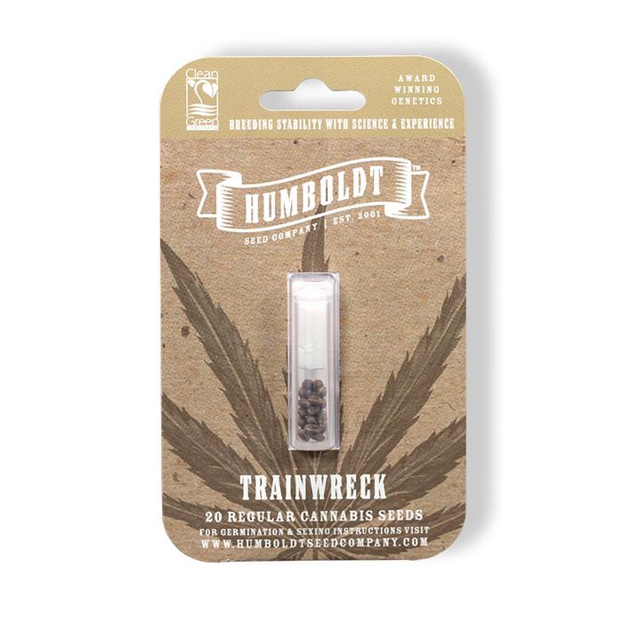 Humboldt Seed Company Trainwreck Pack