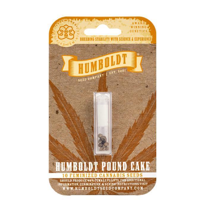 Humboldt Pound Cake