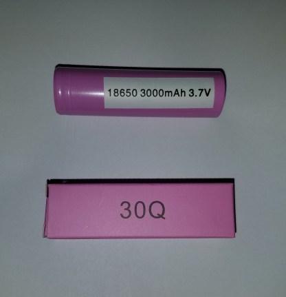 Samsung 30Q Battery