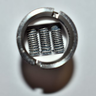 Sequoia Triple Titanium Black Ceramic Coil