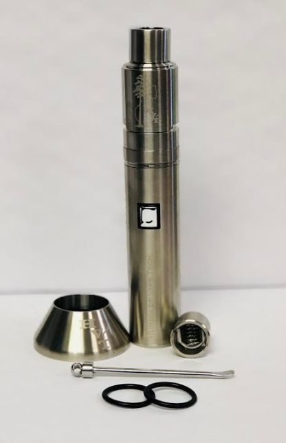 ezsai atomizer with accessories