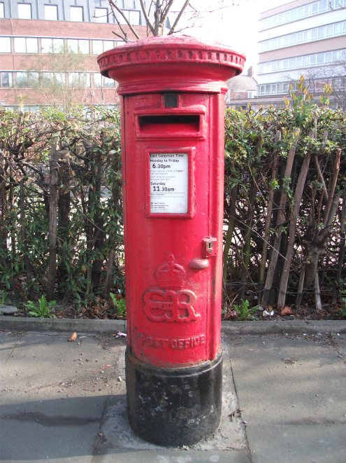 Edward VIII post box Newcastle 25.03 (1)