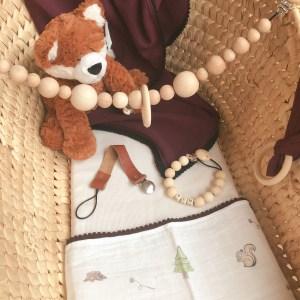 Giftbox vol met leuke cadeau's voor baby's