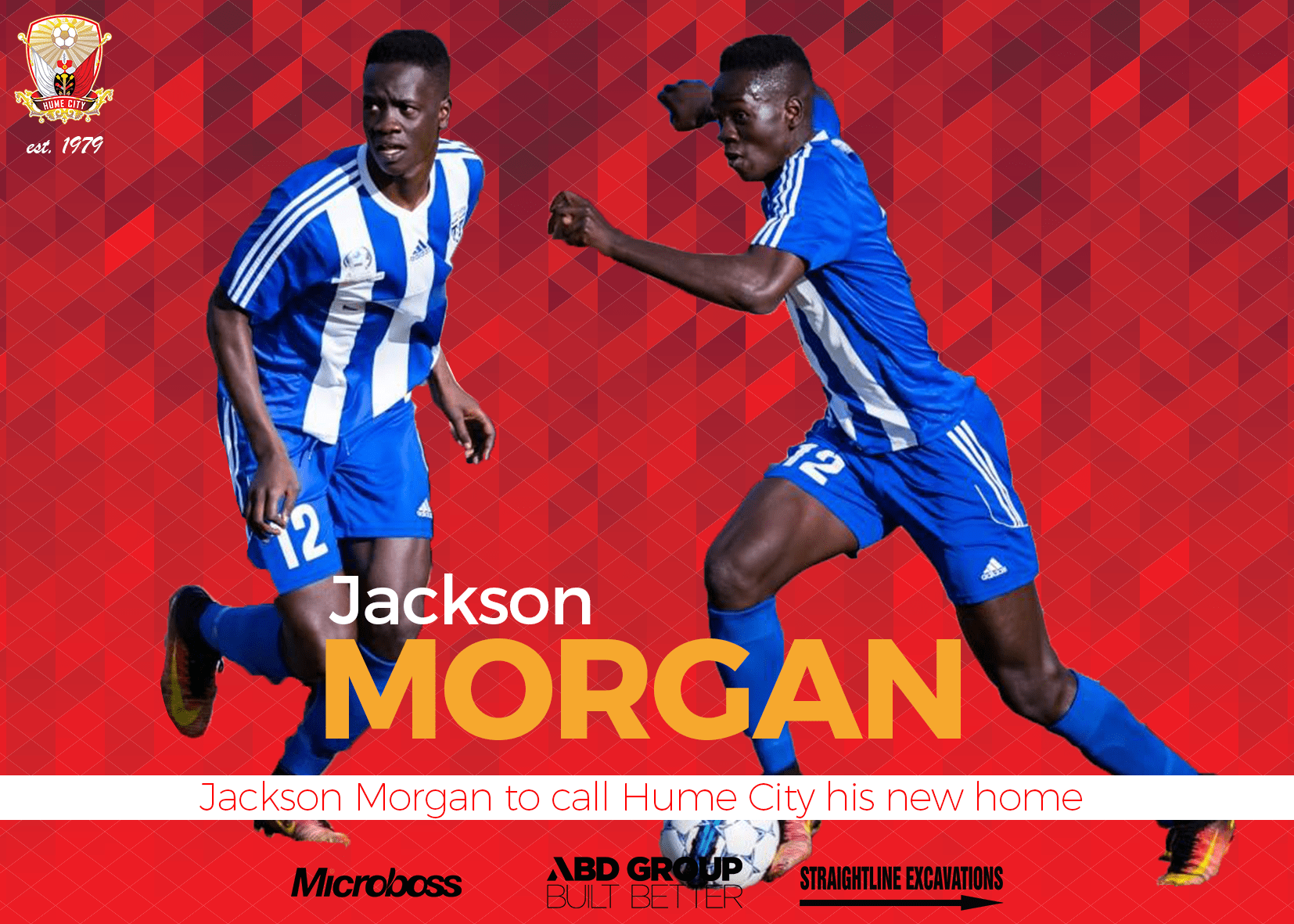 Jackson Morgan Makes Hume City Move
