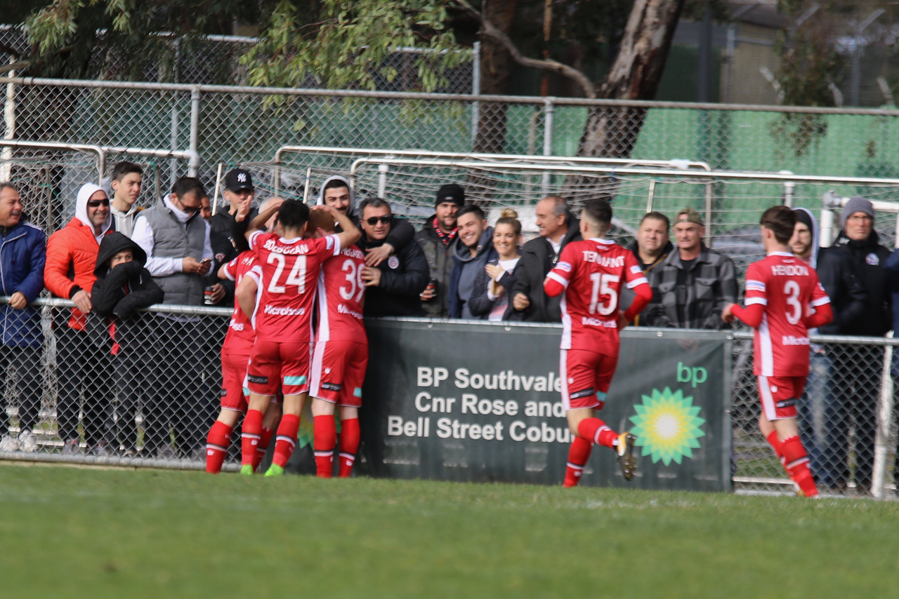Safe as houses – A point against Pascoe Vale enough for Hume to avoid relegation playoff