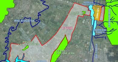 Lagos de Torca: el proyecto que no toca la Reserva Van der Hammen pero destruye su propuesta de conectividad