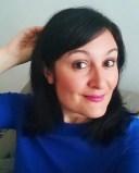 Selfie nouvelle couleur de cheveux