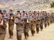 عراق۔ کرد فورسز کی داعش کے خلاف پیش قدمی