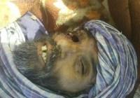بسیمہ: پاکستانی فورسز نے ایک تشدد زدہ لاش پھینک دیا