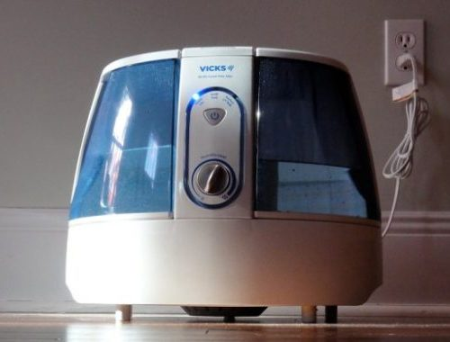 Image of humidifier and dehumidifier in one