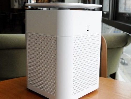 Image of negative side effects of air purifiers