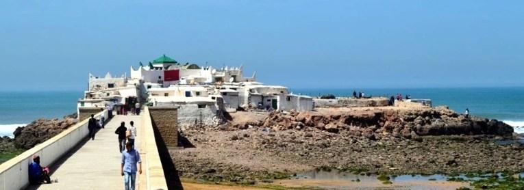 Le marabout de Sidi Abderrahmane