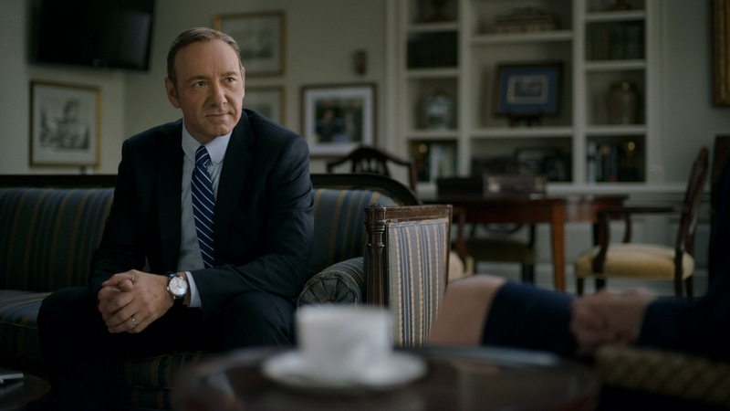 je suis series - house of cards