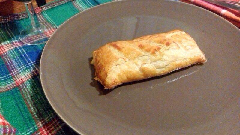 friands au jambon et fromage 1