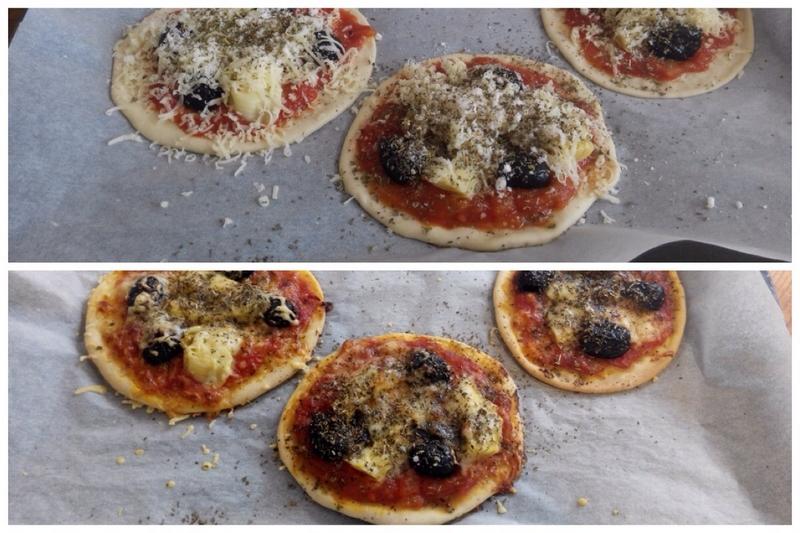 grande entrée petite pizzas 2