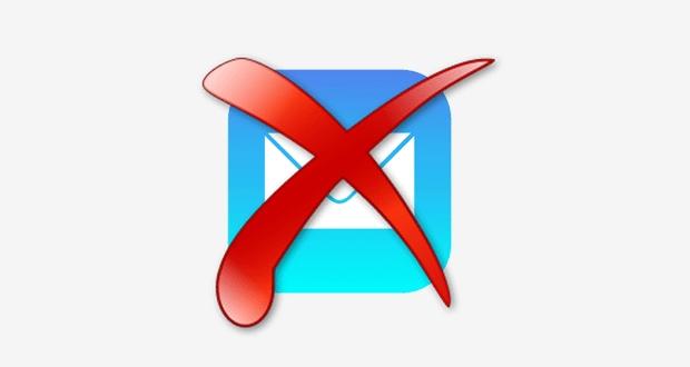 Supprimer tous les mails d'un coup sur ipad