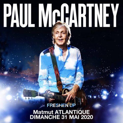 McCartney à Bordeaux