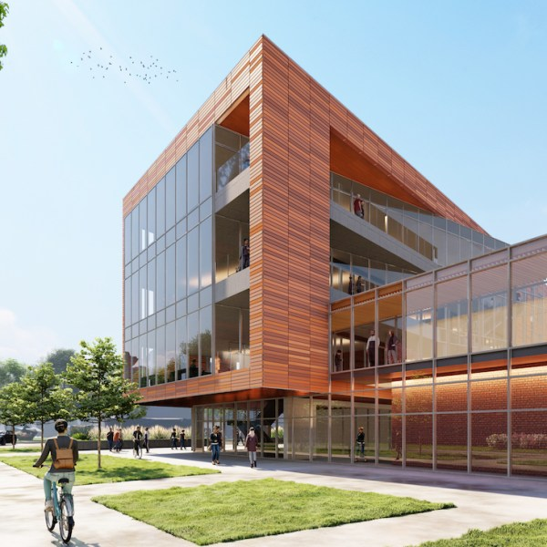 University Liberal Arts Building Addition Study