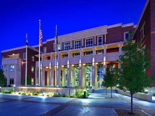 Boise State University Micron Business & Economics Building