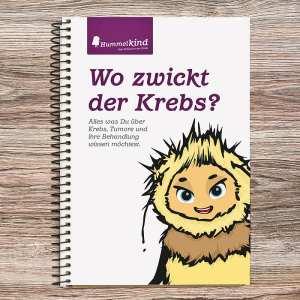 Cover Buch Krebs Hummelkind
