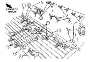 Hmmwv Battery Location  Auto Electrical Wiring Diagram