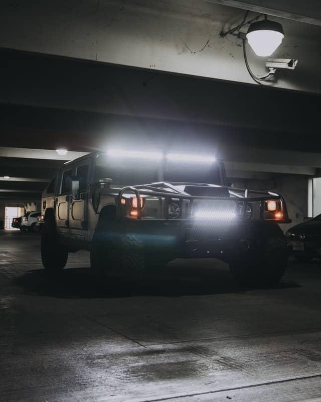 купити запчастини Hummer Parts Club