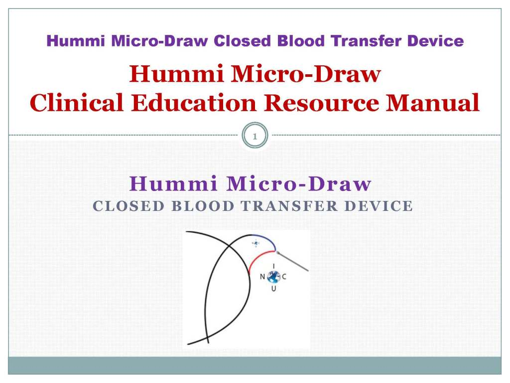 LBL-003 rev2 Hummi Clinical Education Resource Manual_Page_01