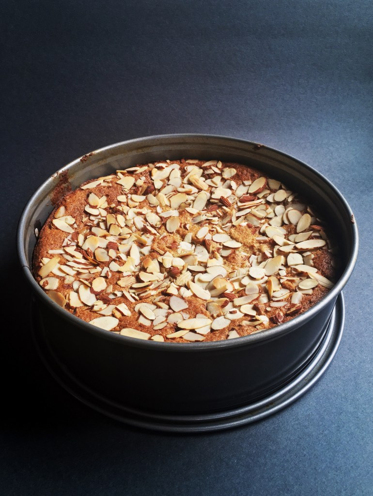 Lemon-Ricotta-Almond Cake 4