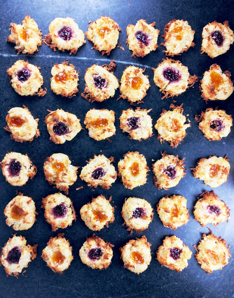 Jam Thumbprint Cookie Ina Garten