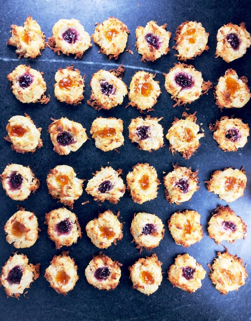 Jam Thumbprint Cookie Ina Garten
