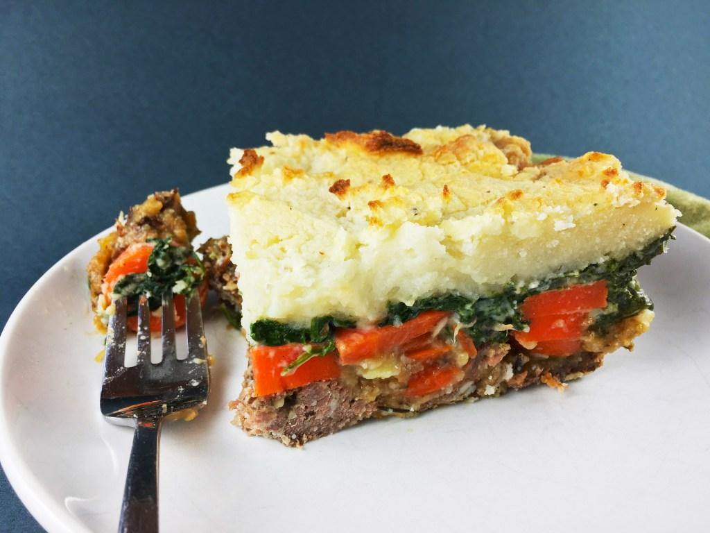 Beef Short Rib Shepherd's Pie