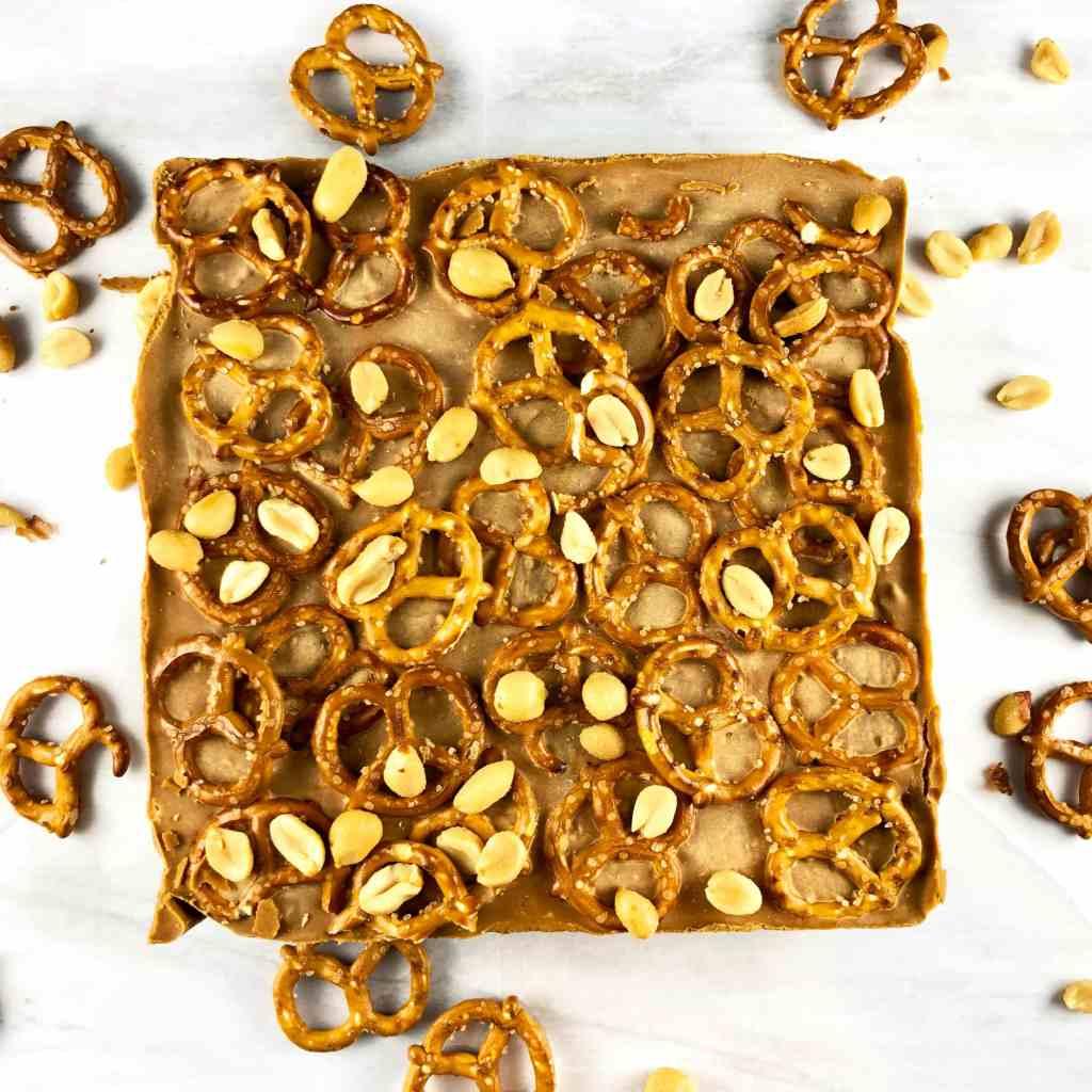 Hershey's Gold Bar Copycat