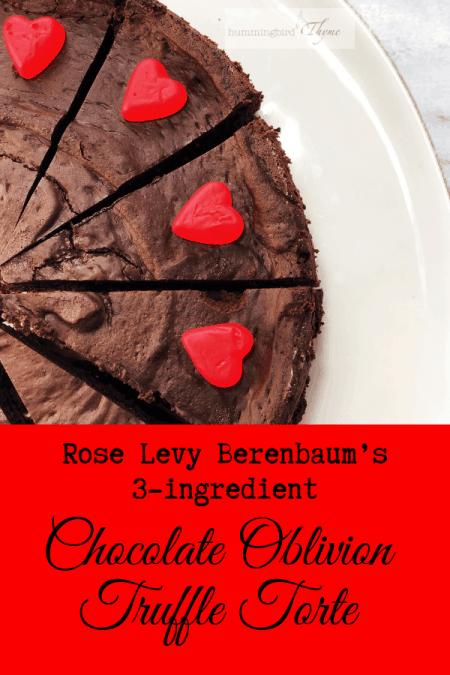 Rose Berenbaum's Chocolate Truffle Torte