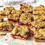 Recipe image Cherry Crumb Bars
